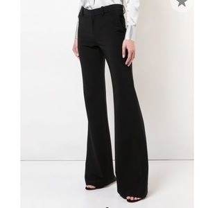 ALEXIS**Black Norris Sexy Flared Pants**$428